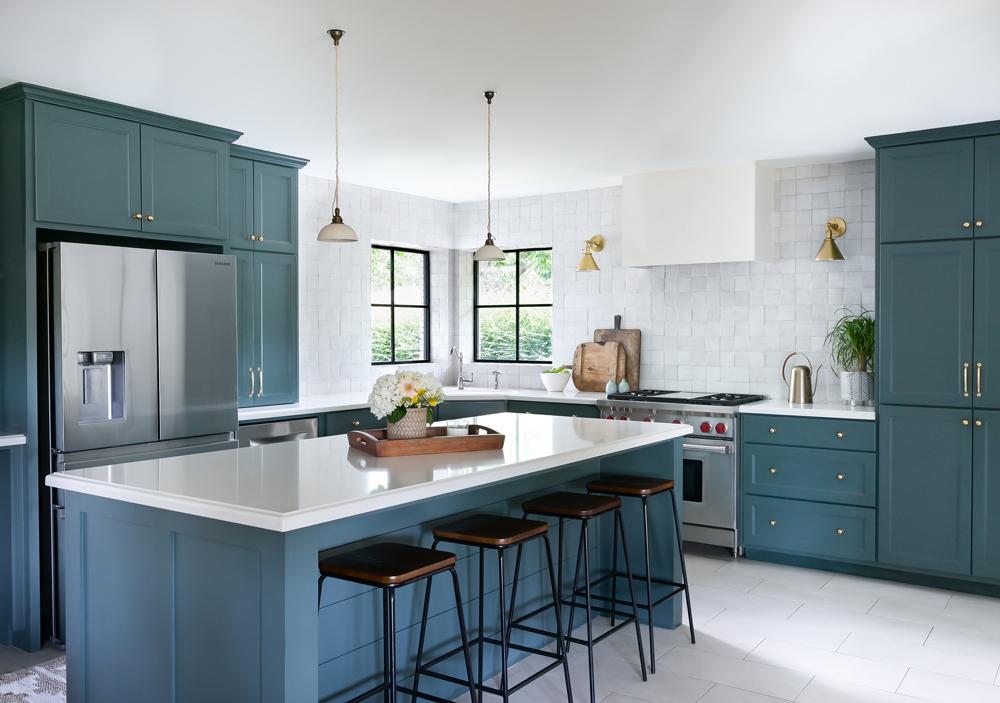 Luedeker Homes Kitchen